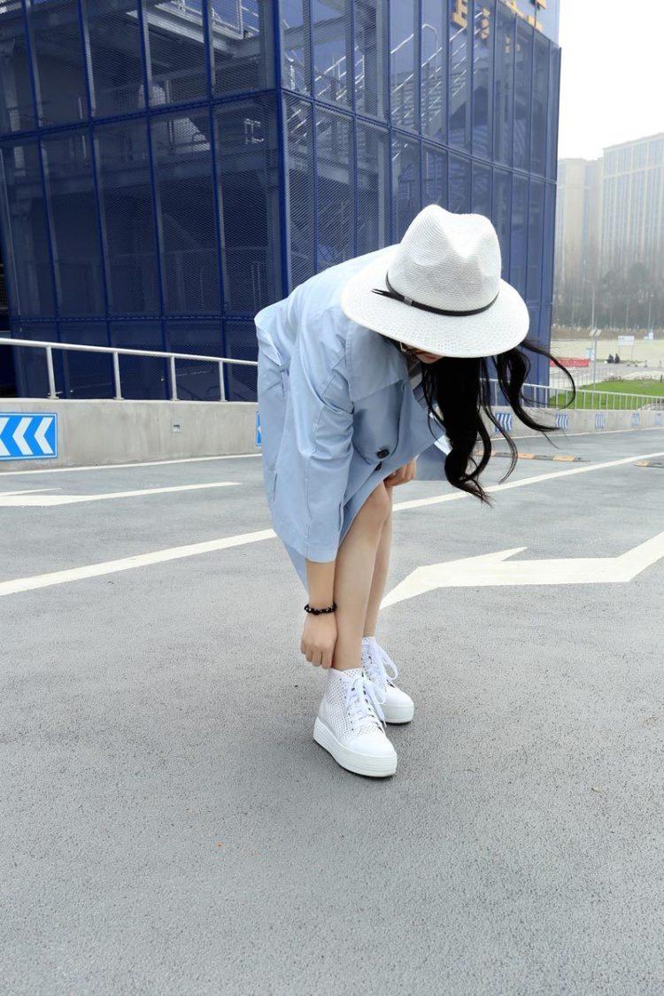 【《太阳的后裔》宋慧乔同款洞洞鞋】-鞋子-女鞋