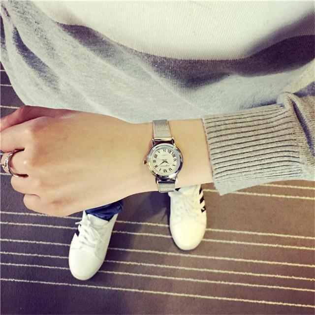 小禾苗家 韩版时尚潮流小巧迷你小表盘经典复古手表