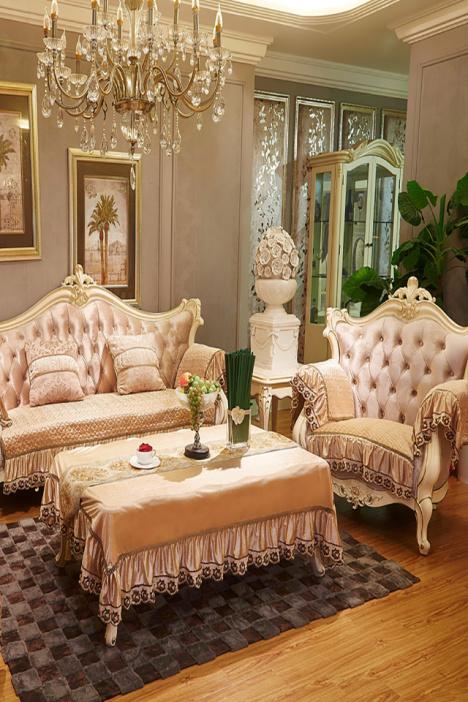 美巢家 欧式高档提花沙发垫防滑沙发罩沙发巾全盖沙发套