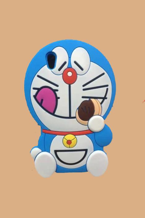oppo a30哆啦a梦加菲猫卡通可爱手机硅胶壳