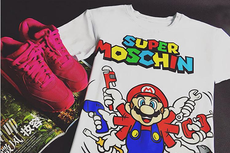 【超级玛丽t恤】-衣服-服饰鞋包_女装_上装_t恤-小花