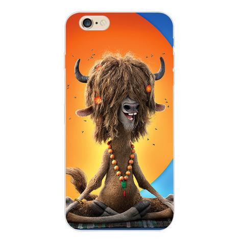 【iphone6/6s疯狂动物城手机软壳】-无类目-3c数码