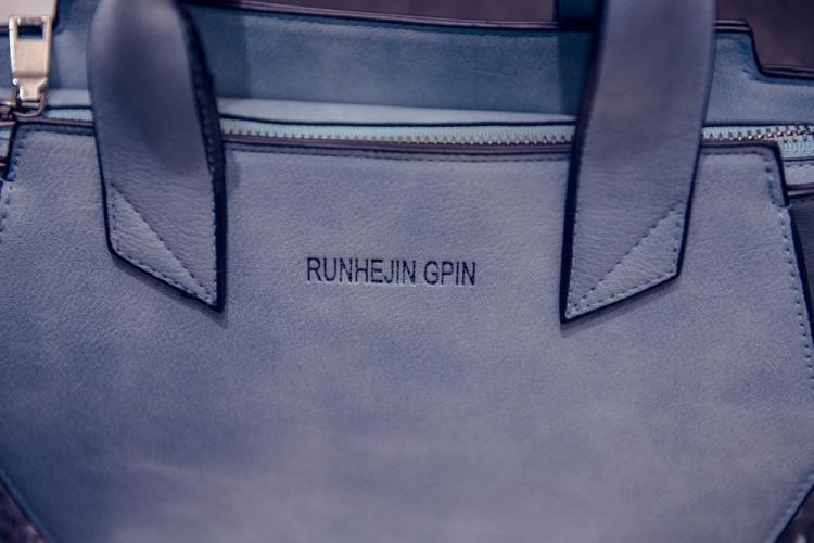 【时尚韩版蝙蝠翅膀手提包】-包包-女包