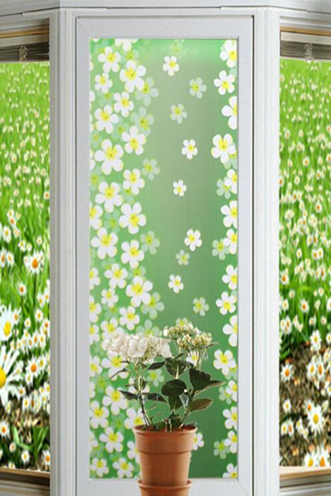 窗户贴膜,玻璃贴膜,墙贴,窗贴,浴室贴纸
