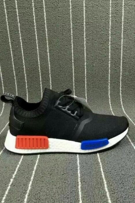 鞋子 跑步鞋 运动鞋 女鞋 服饰鞋包 好小哥 蘑菇街优店 -街拍NMD潮流