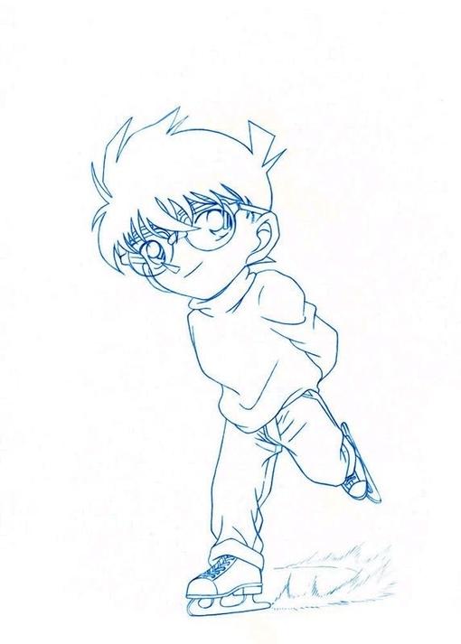 江户川柯南是《名侦探柯南》的男主角.